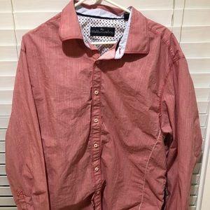 Malibu Cowboy Button Up Shirt - XXL